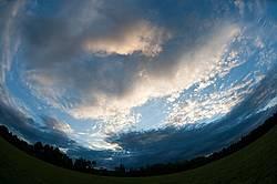 Sunrise in Ontario Canada