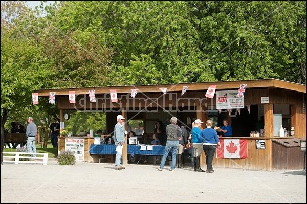 Hunter Jumper Show at Blue Star Farm