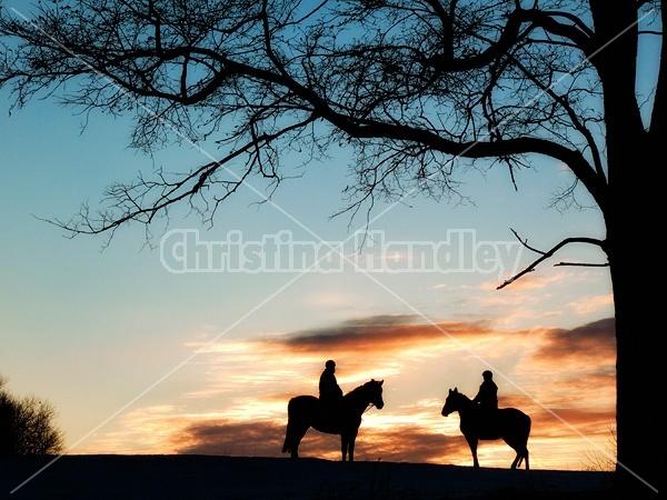 Silhouette Riders